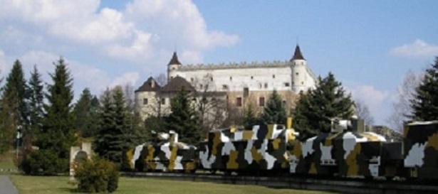 Zvolen ciudad eslovaca