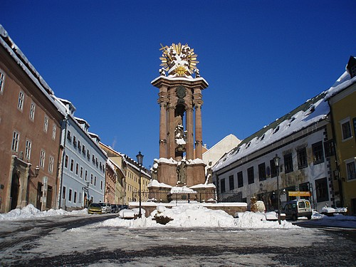 Banská Štiavnica - Eslovaquia