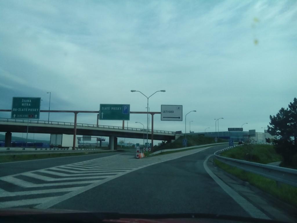 Señal de Letisko  (aeropuerto)