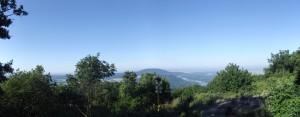 La montaña más alta de Bratislava