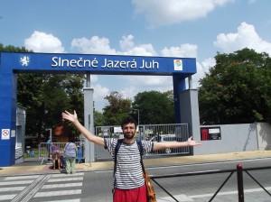 Lagos para bañarse en Senec (Eslovaquia)