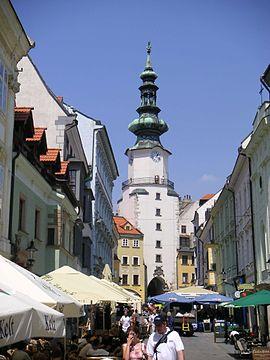 Bratislava hoy