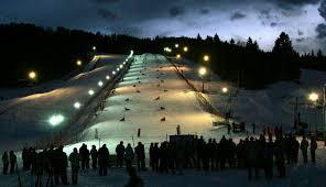 Pista de esquí de Tatranská Lomnica en Eslovaquia